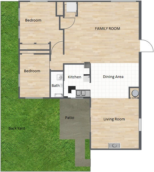 unit 4 lakewood floor plan